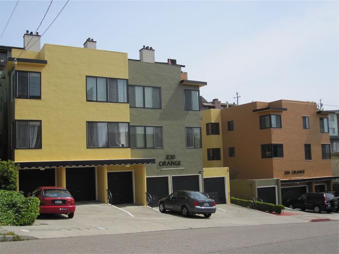 The Orange Street Apartments